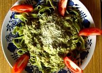Brokolicová omáčka s kuřecím masem