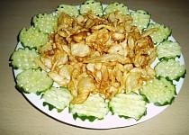 Celerové chipsy