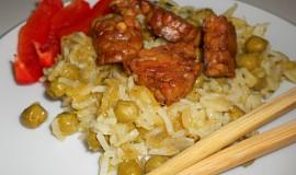 Dýně s rýží a tempehem