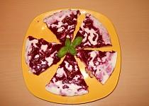 Ovocný řez s mascarpone