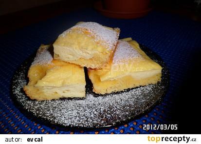 Pomerančový mřížkový koláč