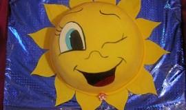 Sluníčko pro berušku