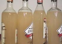 Zázvorová limonáda z čerstvého zázvoru