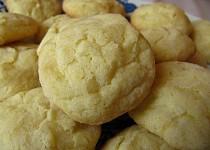 Citronové cookies