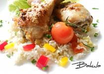 Kuře na rýži