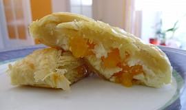 Mandarinkový štrůdlík