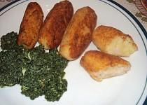Moje bramborové krokety