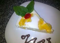 Osvěžující citronový dortík
