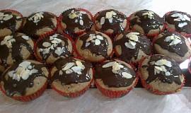 Perníkové muffiny s čokoládou