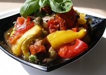 Sicilský paprikový salát