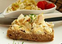 Vejce v křenové majonéze