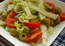 Zálivka na salát s provensálským kořením