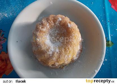 Hrníčkové kokosové bábovičky