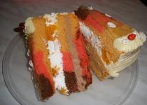 Kaňkový dort