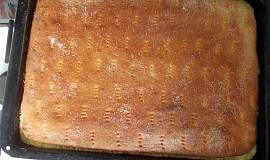 Kynutý koláč s tvarohem nebo jablky