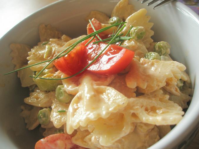 Skvělý těstovinový salát