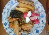 Zapečený talíř několika chutí.