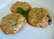 Zdravé celozrnné sušenky