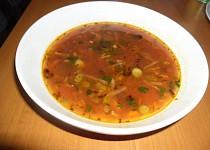 Argentinská polévka - po mém