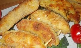 Mini jitrnice z brambor a sýrů
