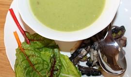 Krémová mangold suppe :-)
