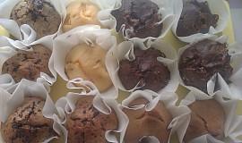 Muffiny čtyřikrát jinak