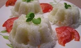 Rýže z MW bez míchání