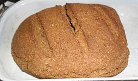 Vlákninou nabitý chléba