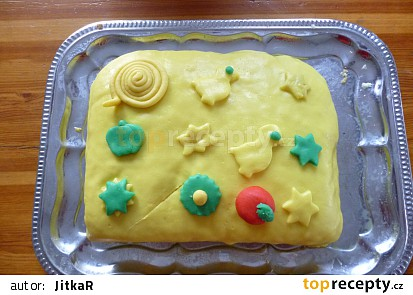Zkouška dortu k narozeninám