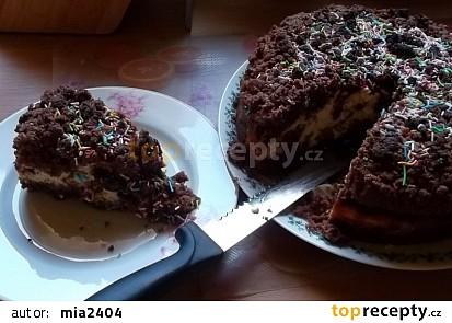 Blesková tvarohová torta