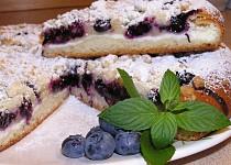 """Borůvkové koláče """"lopaťáky"""""""