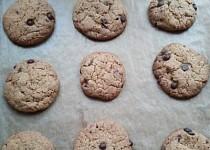 Čokoládové sušenky s cereáliemi