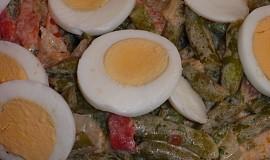 Fazolky s vejci