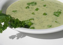 Francouzská bylinková polévka