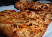 Grilovaná kuřecí prsa Toronto