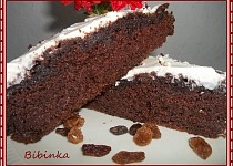 Kakaovo-kávová  vlhká šmakovka