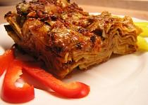 Lasagne s boloňskou omáčkou
