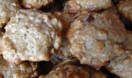 Vláčné vločkové cookies