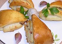 Česnekové buchty