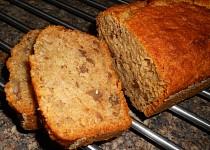 Cuketo-medový chlebíček