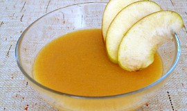 Jablíčkový dezert z polenty