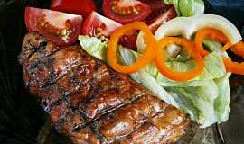 Marináda na maso na gril nebo pánev