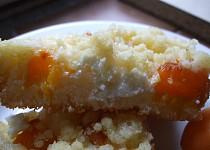 Meruňkovo-tvarohový koláč