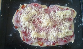 Domácí pizza II.