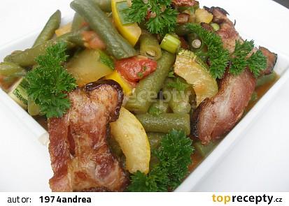 Vydatný sezónní salát