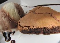 """Čokokoláč jako """"Fondant au chocolat"""""""