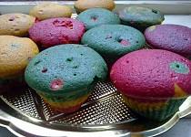 Jednoduché kakaové muffiny