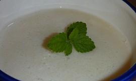 Kdoulový krém - polévka