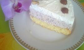 Lázeňský dort - krém