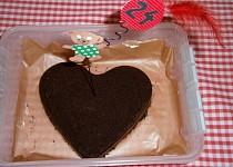 Narozeninový krtkův dort
